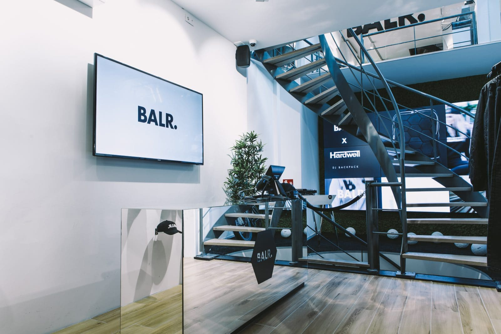 First Impression x Digital brand experience BALR.