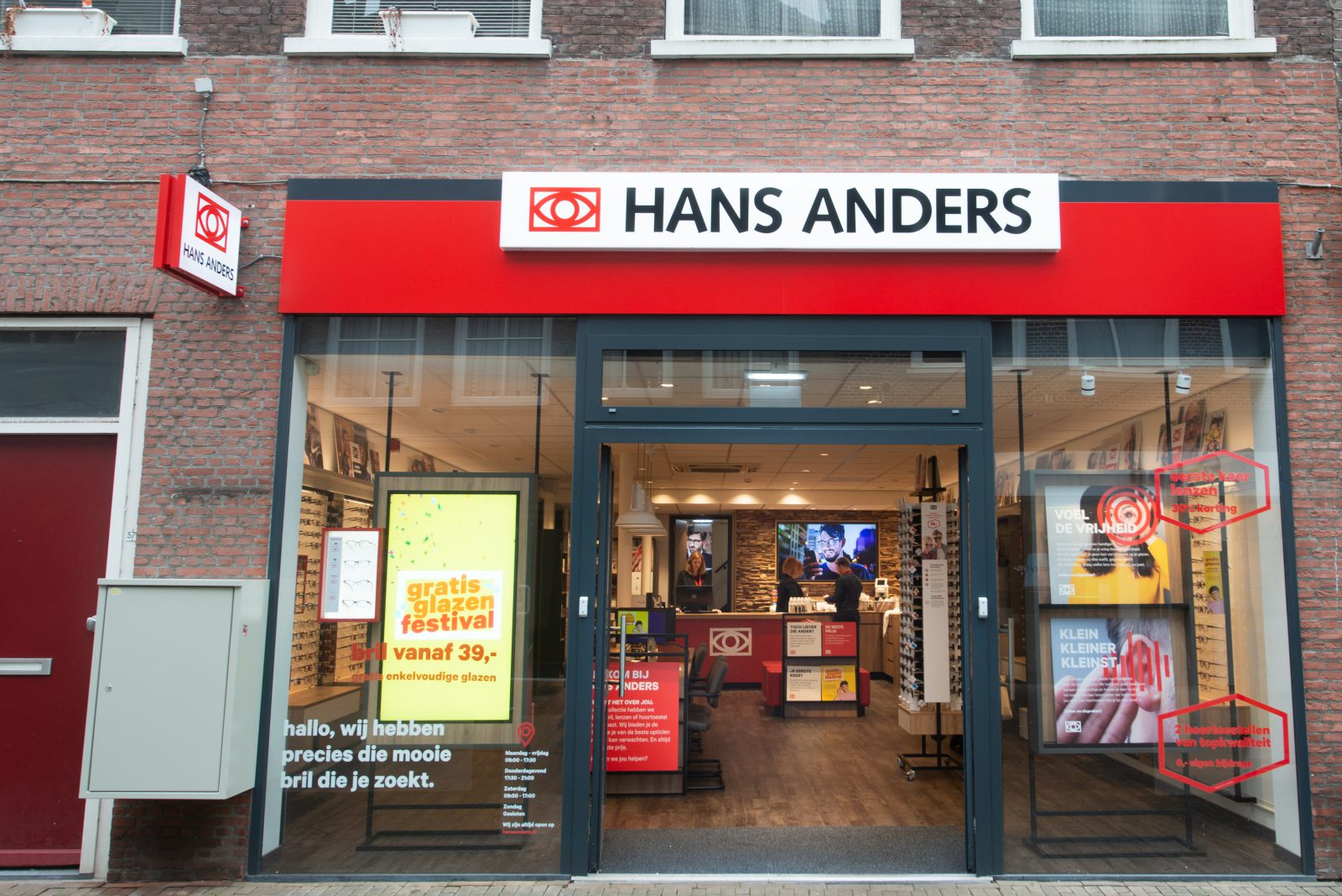 First Impression x Hans Anders