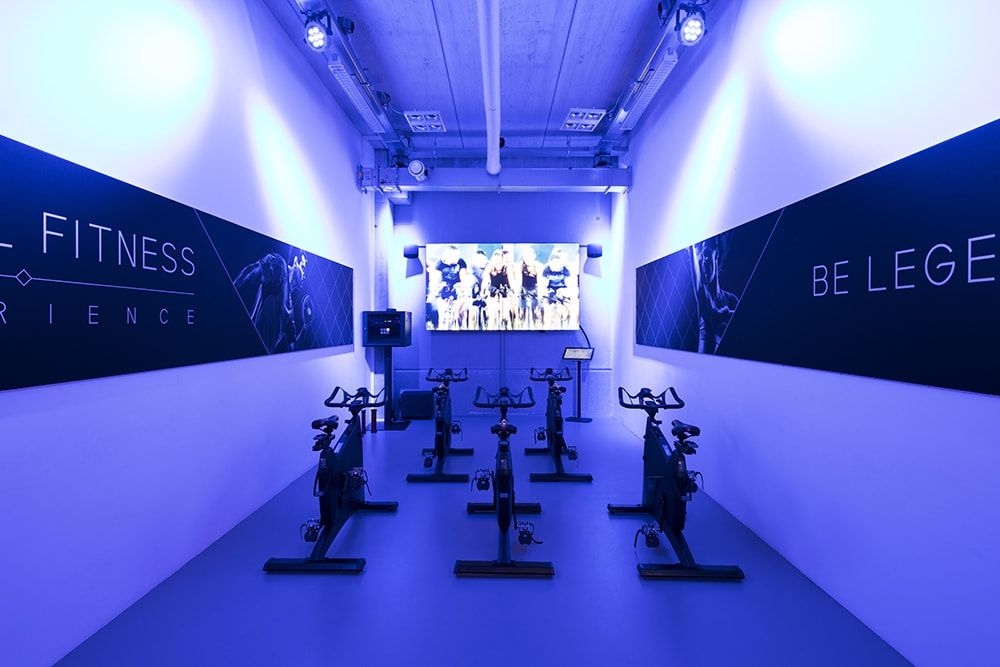 Virtual Fitness First Impression