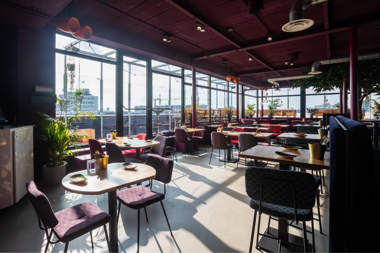 First Impression x Doloris Rooftopbar