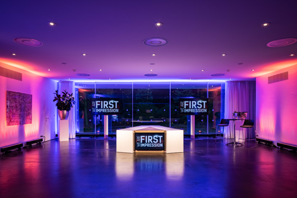 Faculty Club Studio - First Impression audiovisueel Tilburg